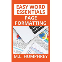 Page Formatting by M L Humphrey, 9781950902262