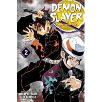 Demon Slayer: Kimetsu no Yaiba, Vol. 2 by Koyoharu Gotouge, 9781974700530