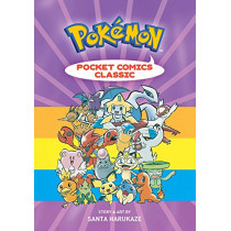Pokemon Pocket Comics: Classic by Santa Harukaze, 9781974700745