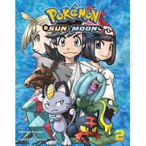 Pokemon: Sun & Moon, Vol. 2 by Hidenori Kusaka, 9781974701308