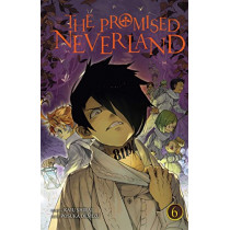 The Promised Neverland, Vol. 6 by Kaiu Shirai, 9781974701476