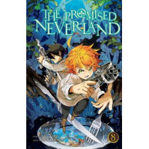 The Promised Neverland, Vol. 8 by Kaiu Shirai, 9781974702299