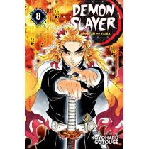 Demon Slayer: Kimetsu no Yaiba, Vol. 8 by Koyoharu Gotouge, 9781974704422