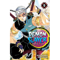 Demon Slayer: Kimetsu no Yaiba, Vol. 9 by Koyoharu Gotouge, 9781974704439