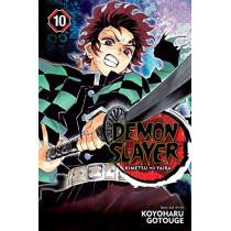 Demon Slayer: Kimetsu no Yaiba, Vol. 10 by Koyoharu Gotouge, 9781974704552