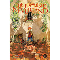 The Promised Neverland, Vol. 10 by Kaiu Shirai, 9781974704989
