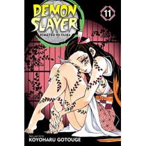 Demon Slayer: Kimetsu no Yaiba, Vol. 11 by Koyoharu Gotouge, 9781974706488