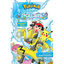 Pokemon the Movie: The Power of Us: Zeraora's Story by Kemon Kawamoto, 9781974708741