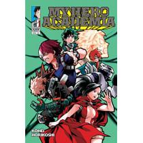 My Hero Academia, Vol. 22 by Kohei Horikoshi, 9781974709656