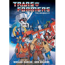 Transformers: The Manga, Vol. 1 by Ban Magami, 9781974710560