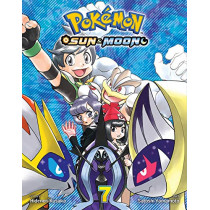 Pokemon: Sun & Moon, Vol. 7 by Hidenori Kusaka, 9781974711154