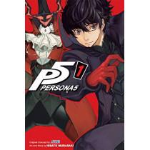 Persona 5, Vol. 1 by Hisato Murasaki, 9781974711758