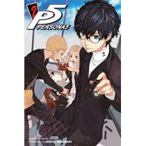 Persona 5, Vol. 2 by Hisato Murasaki, 9781974711970