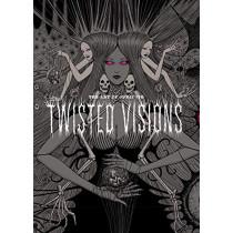 The Art of Junji Ito: Twisted Visions by Junji Ito, 9781974713004