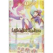 Little Witch Academia, Vol. 1 (manga) by Yoh Yoshinari, 9781975327453