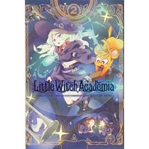 Little Witch Academia, Vol. 2 (manga) by Yoh Yoshinari, 9781975328108