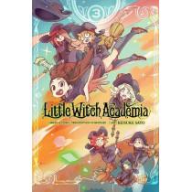 Little Witch Academia, Vol. 3 (manga) by Yoh Yoshinari, 9781975357429