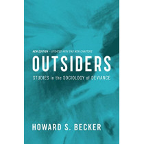 Outsiders by Howard S. Becker, 9781982106225
