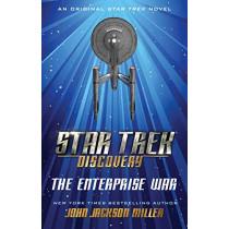 Star Trek: Discovery: The Enterprise War by John Jackson Miller, 9781982113315