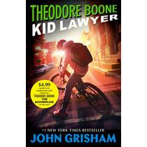 Theodore Boone: Kid Lawyer by John Grisham, 9781984816535