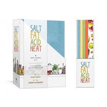 Salt, Fat, Acid, Heat Four-Notebook Set by Samin Nosrat, 9781984825513