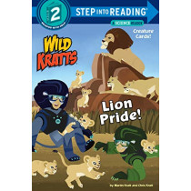 Lion Pride by Martin Kratt, 9781984847904