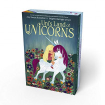 Uni's Land of Unicorns by Amy Krouse Rosenthal, 9781984893130
