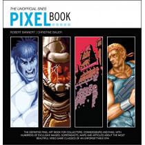 The SNES Pixel Book by Bitmap Books, 9781999353346