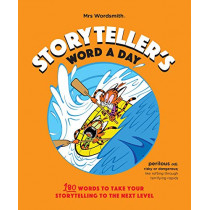 Storyteller's Word a Day, 9781999610753