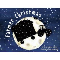 Farmer Christmas by Catherine Baddeley, 9781999648404