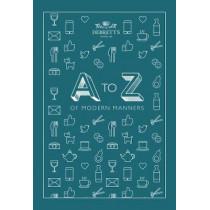 A-Z of Modern Manners by Debretts, 9781999767020