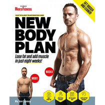 New Body Plan: Your Total Body Transformation Guide by Jon Lipsey, 9781999872816
