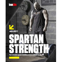 Spartan Strength by Jack Lovett, 9781999872847