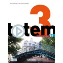 Totem: Livre de l'eleve B1 + DVD-Rom + manuel numerique simple by Astrid Lindgren, 9782014015522