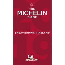 Great Britain & Ireland - The MICHELIN Guide 2019: The Guide Michelin, 9782067230453