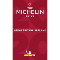 Great Britain & Ireland - The MICHELIN Guide 2020: The Guide Michelin, 9782067238961