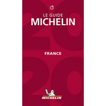 France - The MICHELIN Guide 2020: The Guide Michelin, 9782067241817