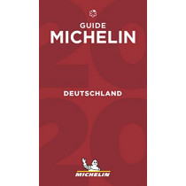 Deutschland - The MICHELIN Guide 2020: The Guide Michelin, 9782067241893