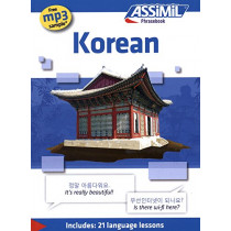 Korean Phrasebook by Assimil Nelis, 9782700507645