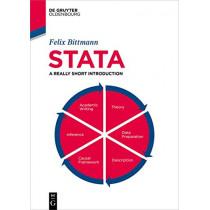 Stata: A Really Short Introduction by Felix Bittmann, 9783110617290