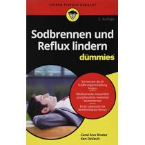 Sodbrennen und Reflux lindern fur Dummies by Carol Ann Rinzler, 9783527715923