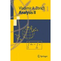 Analysis: v. 2 by Vladimir A. Zorich, 9783540462316
