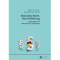 Deutsches Recht. Eine Einfuehrung: Insbesondere Fuer Internationale Studierende by Gilbert Gornig, 9783631679258