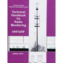 Technical Handbook for Radio Monitoring VHF/UHF by Roland Proesch, 9783732241477