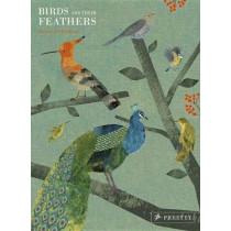 Birds and Their Feathers by Britta Teckentrup, 9783791373355