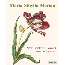 Maria Sibylla Merian: 22 Pull-Out Posters by Publishing Prestel, 9783791386003