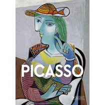 Picasso: Masters of Art by Rosalind Ormiston, 9783791386287