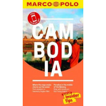 Cambodia Marco Polo Pocket Travel Guide - with pull out map by Marco Polo, 9783829707633
