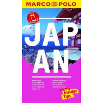 Japan Marco Polo Pocket Guide by Marco Polo, 9783829707701