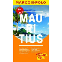 Mauritius Marco Polo Pocket Travel Guide 2018 - with pull out map by Marco Polo, 9783829707749